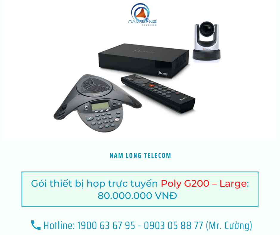 Poly G200 – Large