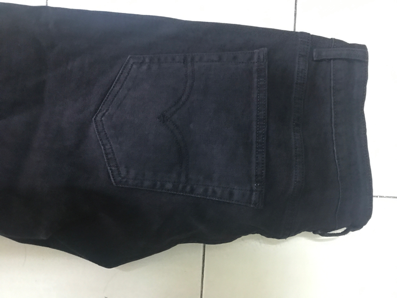 Quần Jean nam Levi's size 36, Made in Japan