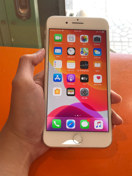 Iphone 7 Plus  128GB - Full Color - Like New 99%,