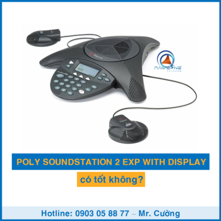 Poly Soundstation 2 Exp With Display