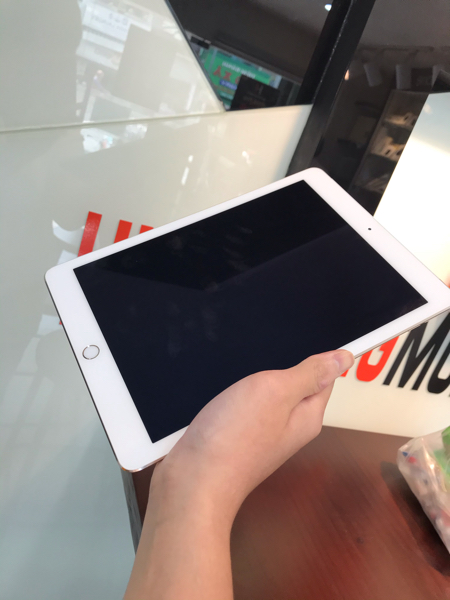 Apple Ipad Air 2 64GB - Like New 99% - 4G + Wifi - Bảng Hiếm 64GB - Màu Gold